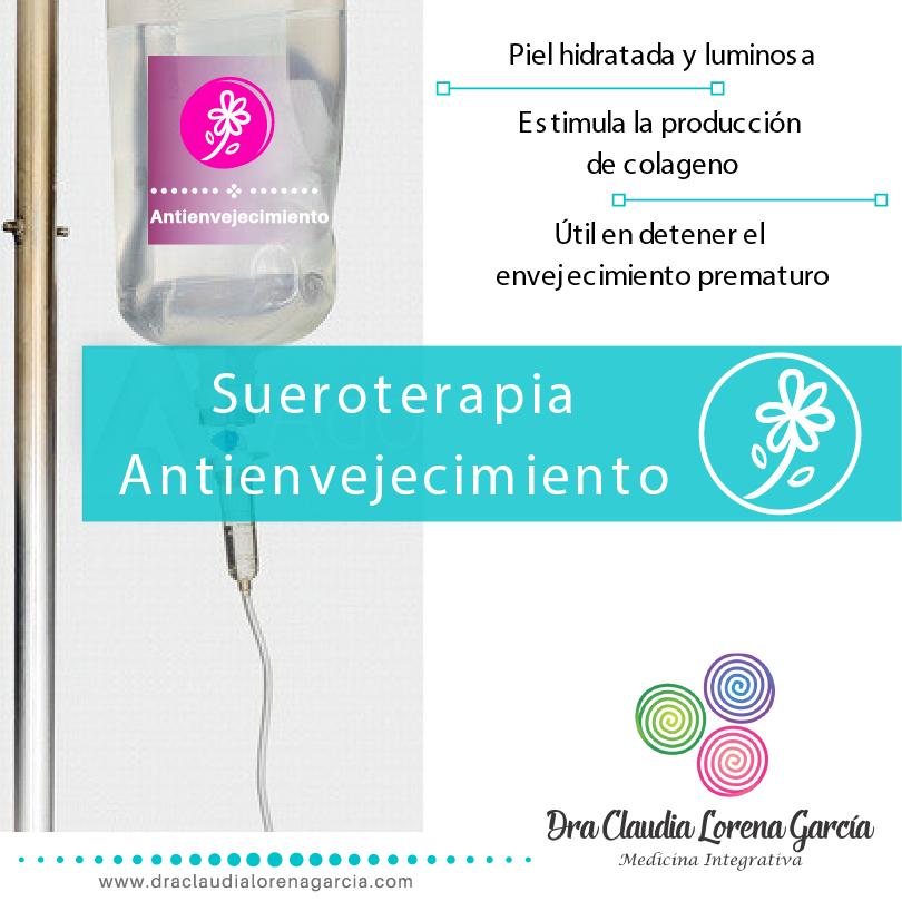 Sueroterapia antienvegecimiento