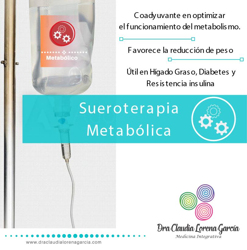 Sueroterapia metabolica